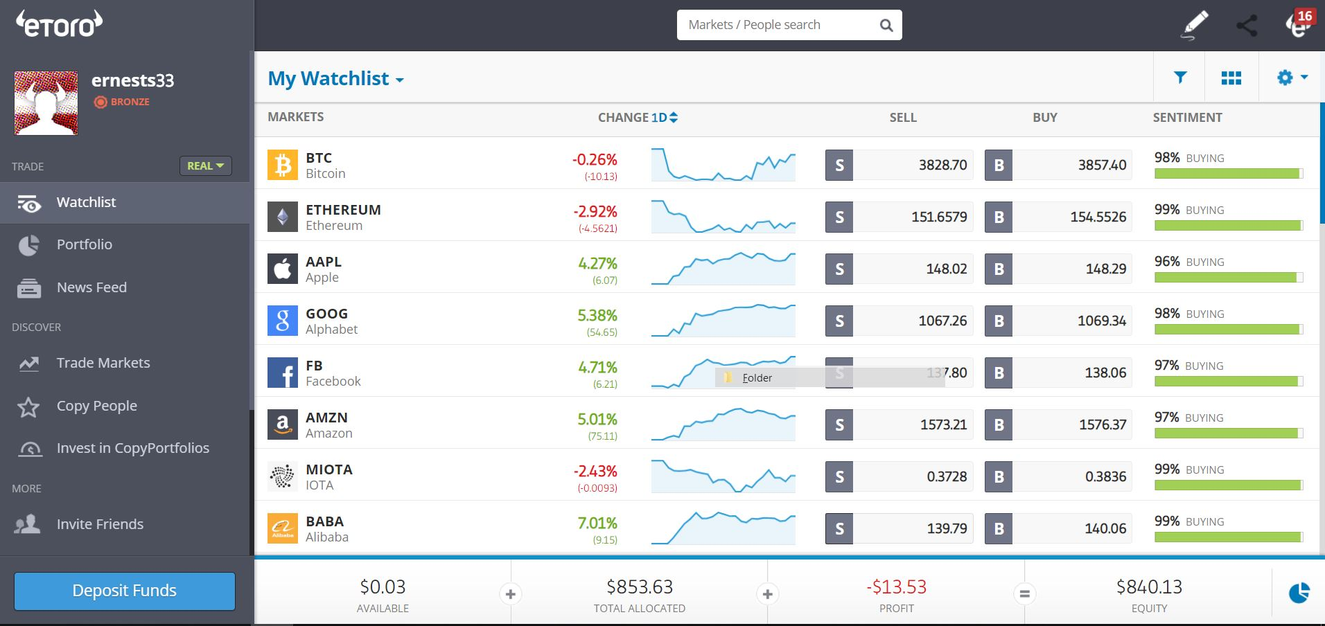 what is etoro trading and how to use it