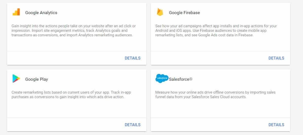 google-ads-connection-with-google-analytics-step2