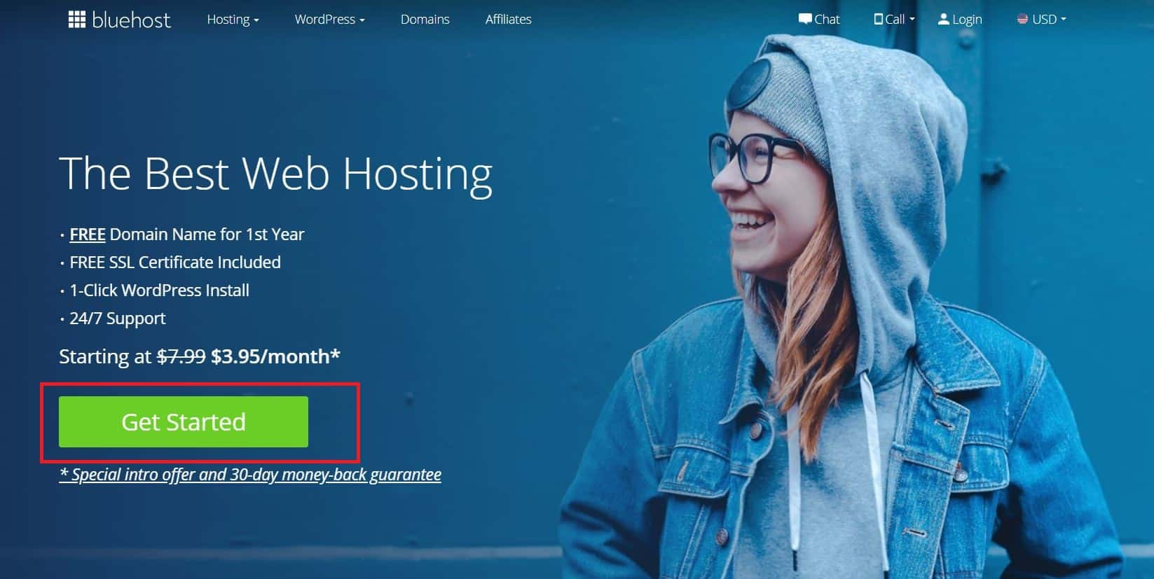 signup-bluehost